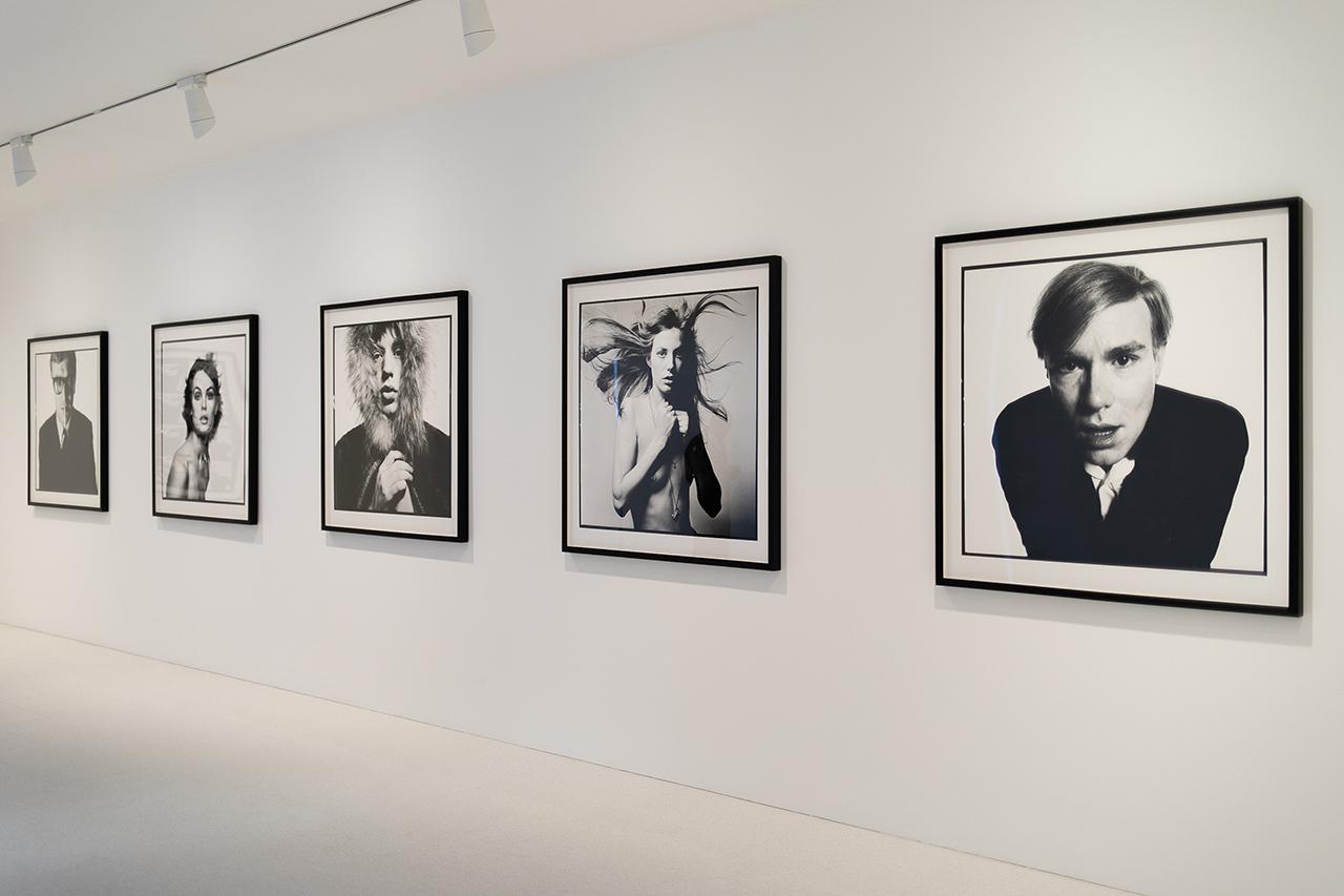 В Лондоне открылась выставка фотографа Дэвида Бейли