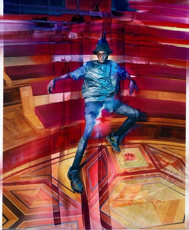 Как Верджил Абло видит будущее Louis Vuitton? Ответ — в коллекции «2054»