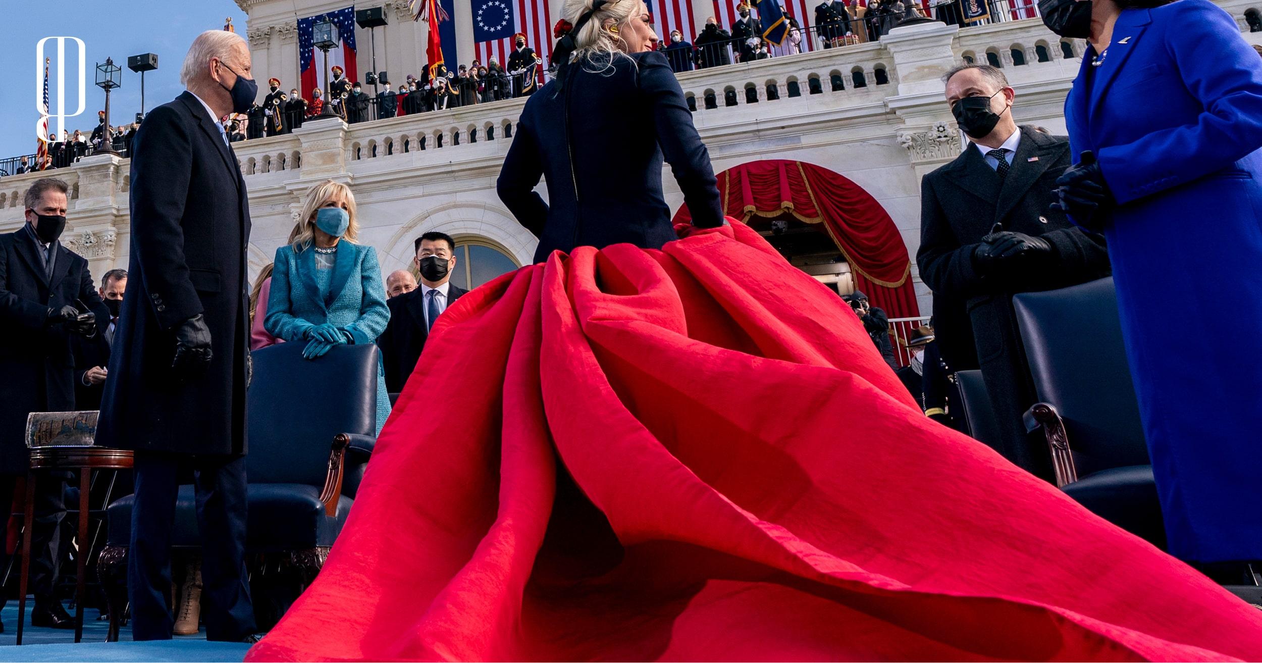 Как в кино. Самые зрелищные моменты инаугурации 46-го президента США
