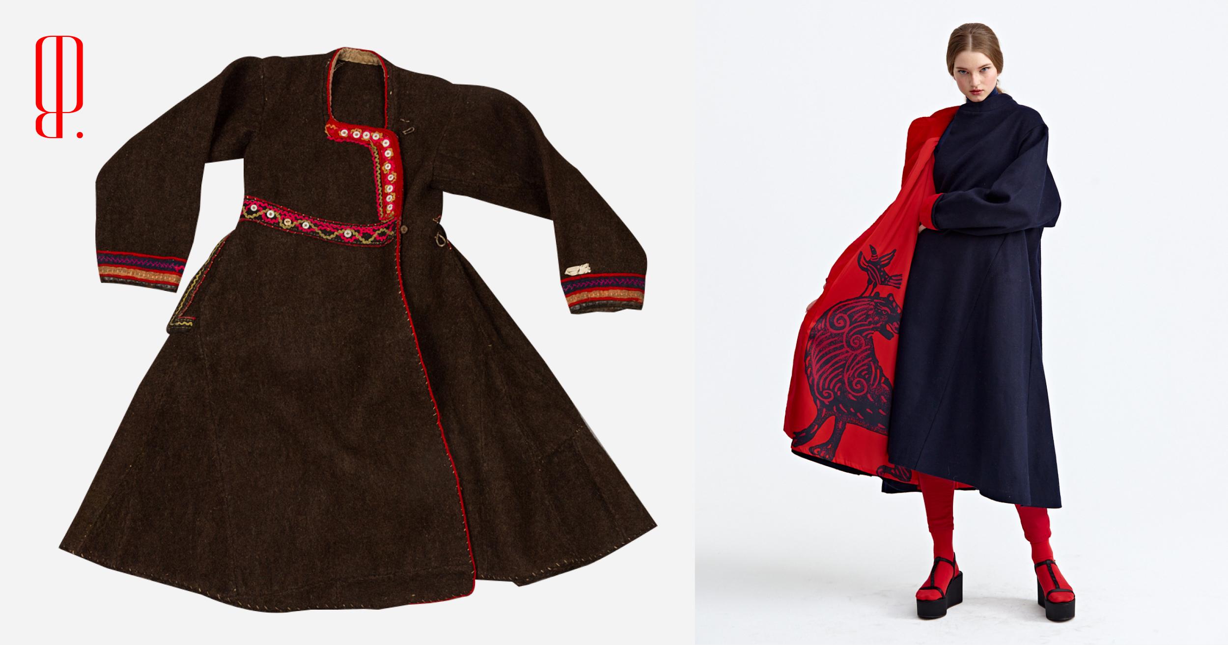 «Народный фронт». Как создавали капсулу модной одежды по архивам Этнографического музея