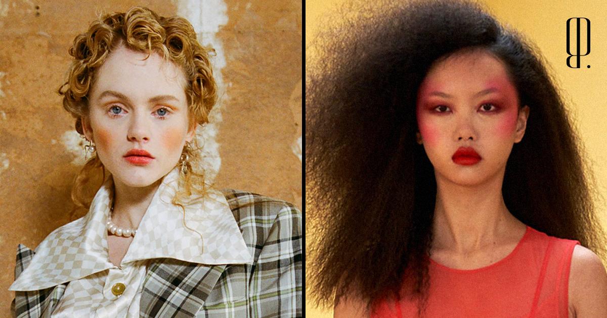 В режиме моно. Делайте макияж одним средством — как на лондонских показах. Это легко