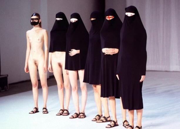 Секси показ мод