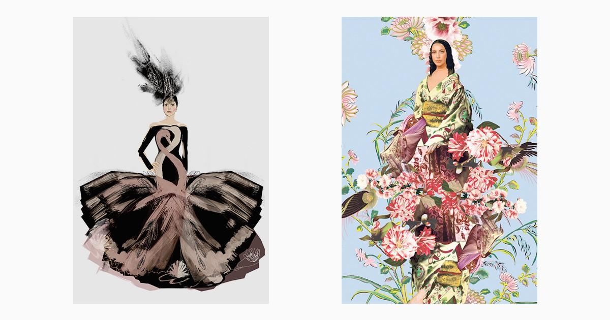 3c16947f730 Дизайнеры представили 35 эскизов свадебного платья Леди Гаги