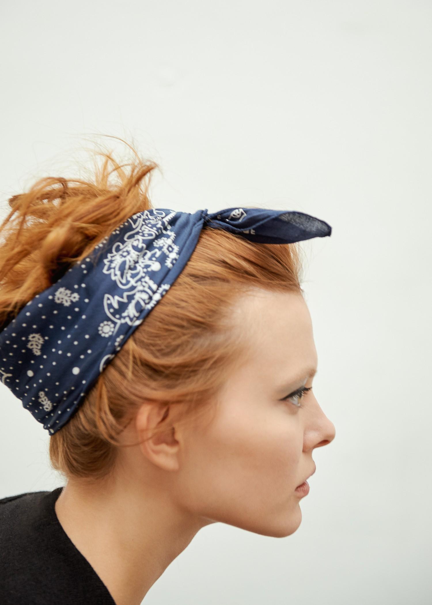 Женские причёски с повязкой