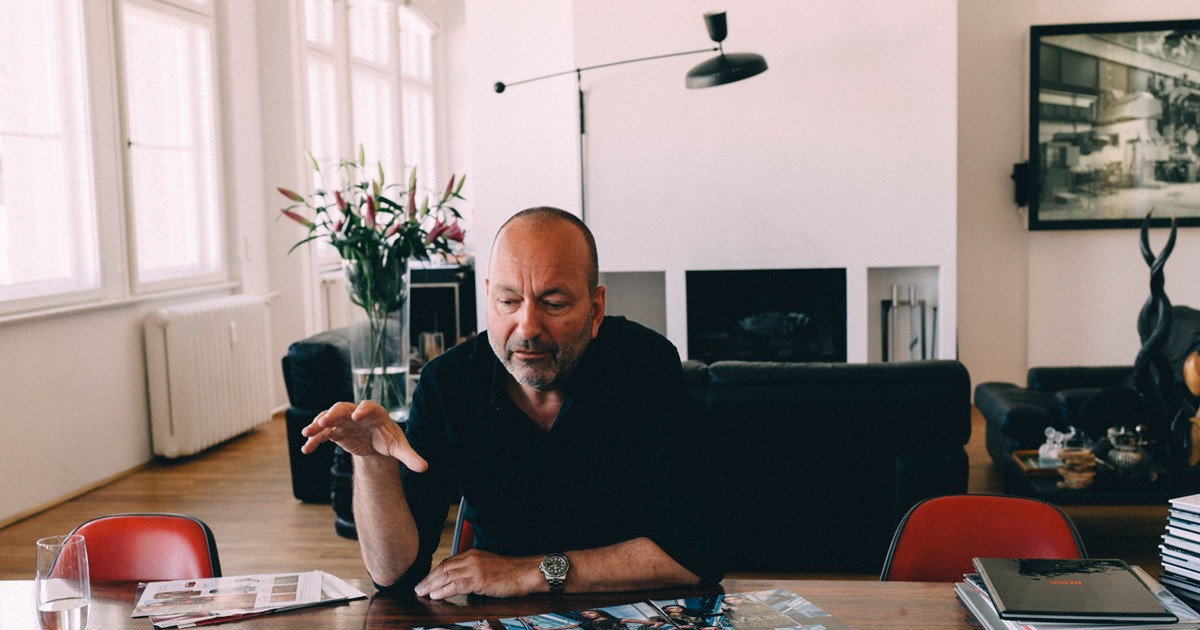 Дональд Шнайдер  креативный консультант H&M