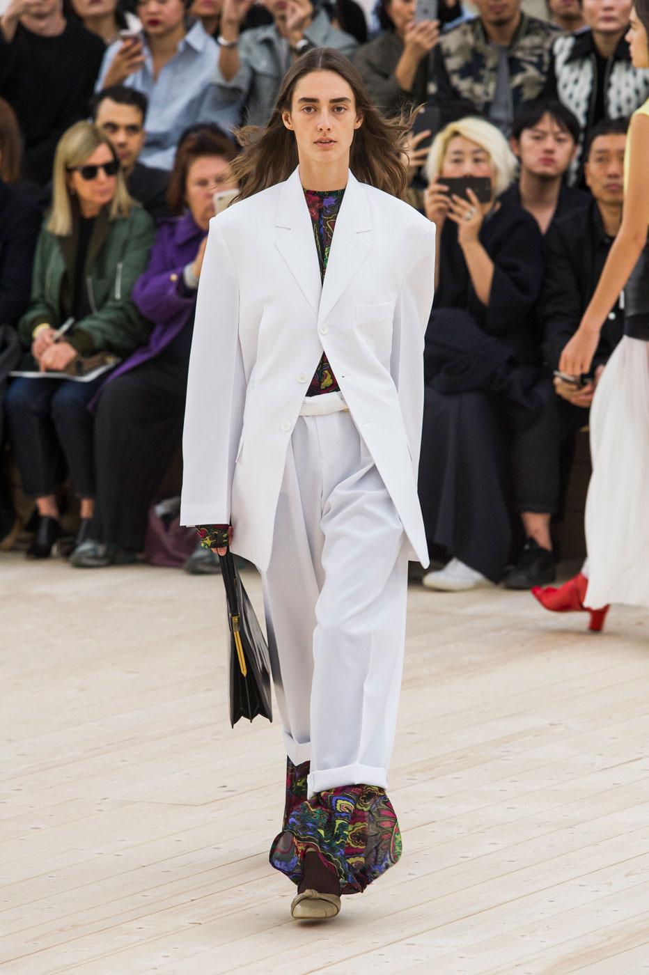 Двуслойные брюки Céline