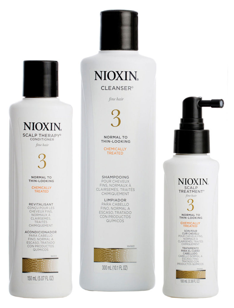 how to use nioxin hair system kit 2