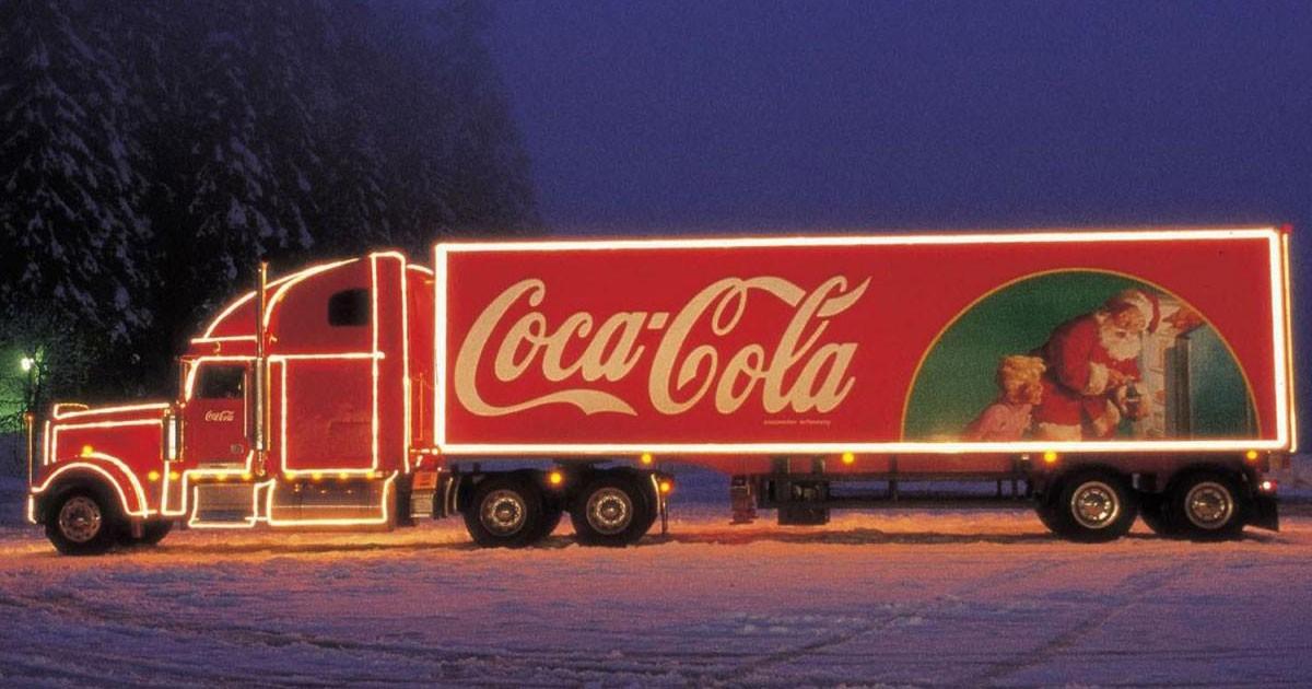 уверены, что картинка грузовика кока колы всем волшебном мире