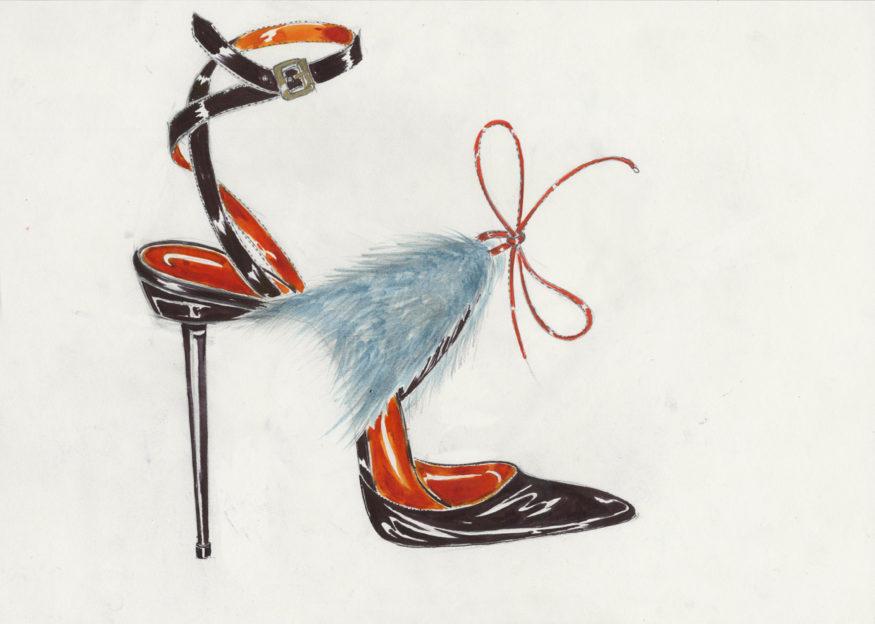 bad50808 В Эрмитаже пройдет выставка «Маноло Бланик. Обувь как искусство»