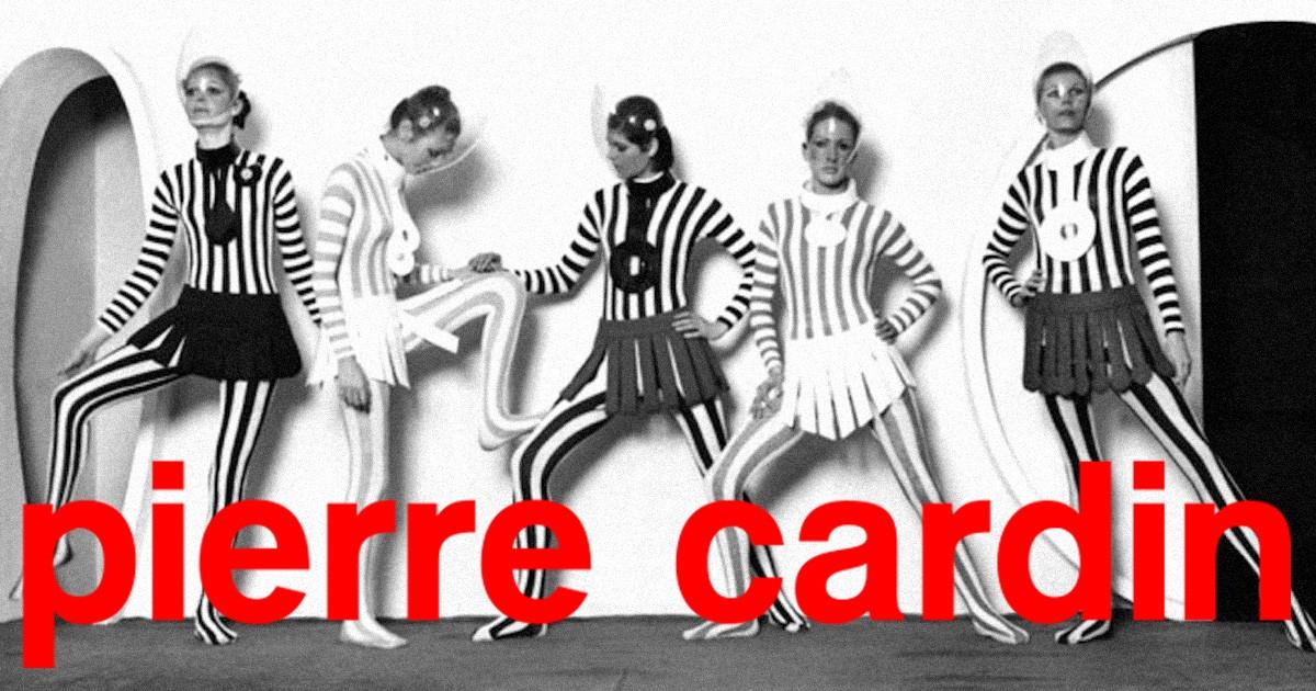 Вспоминаем все, что нужно знать о модном доме Пьера Кардена