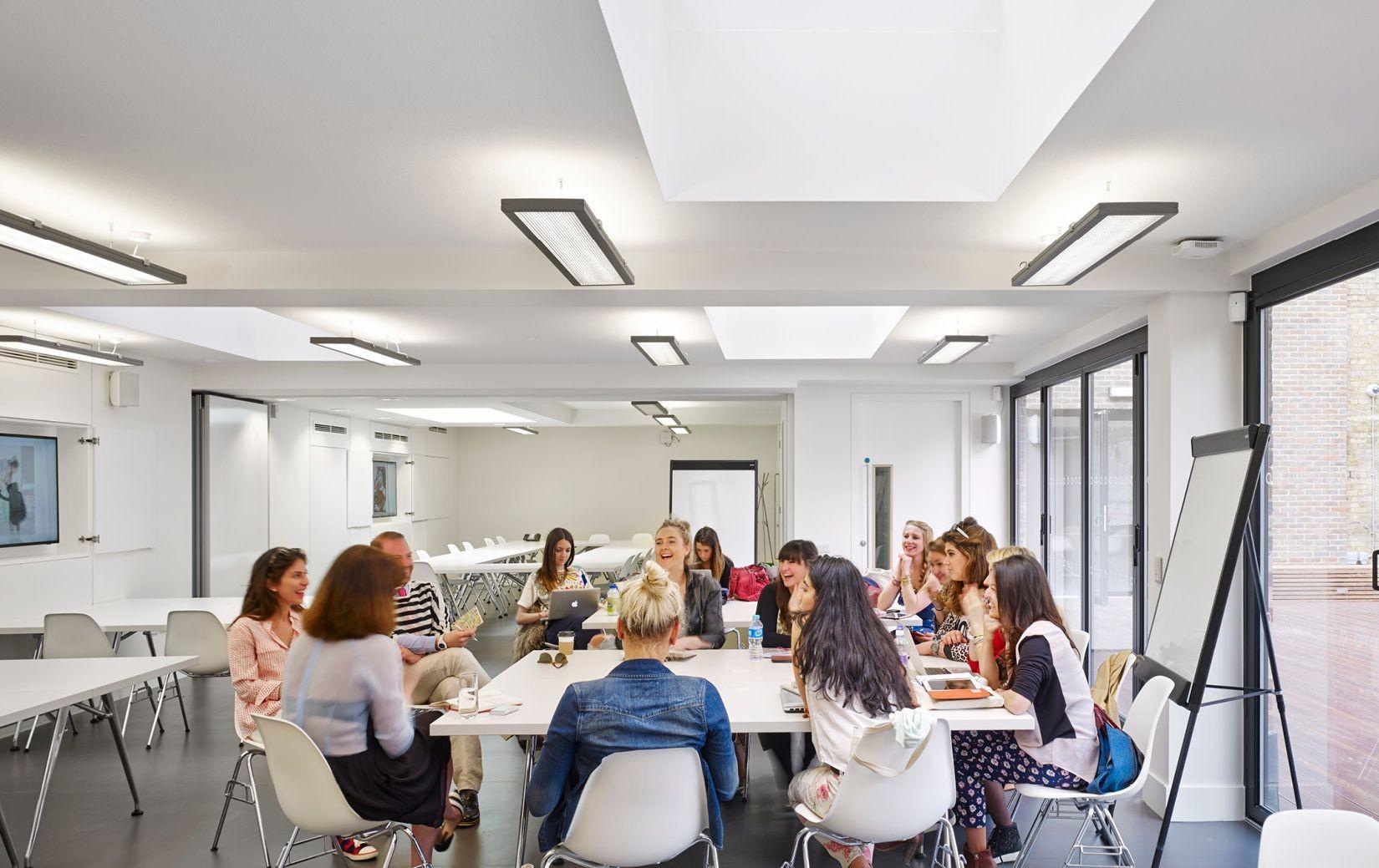 London school of fashion designing 77