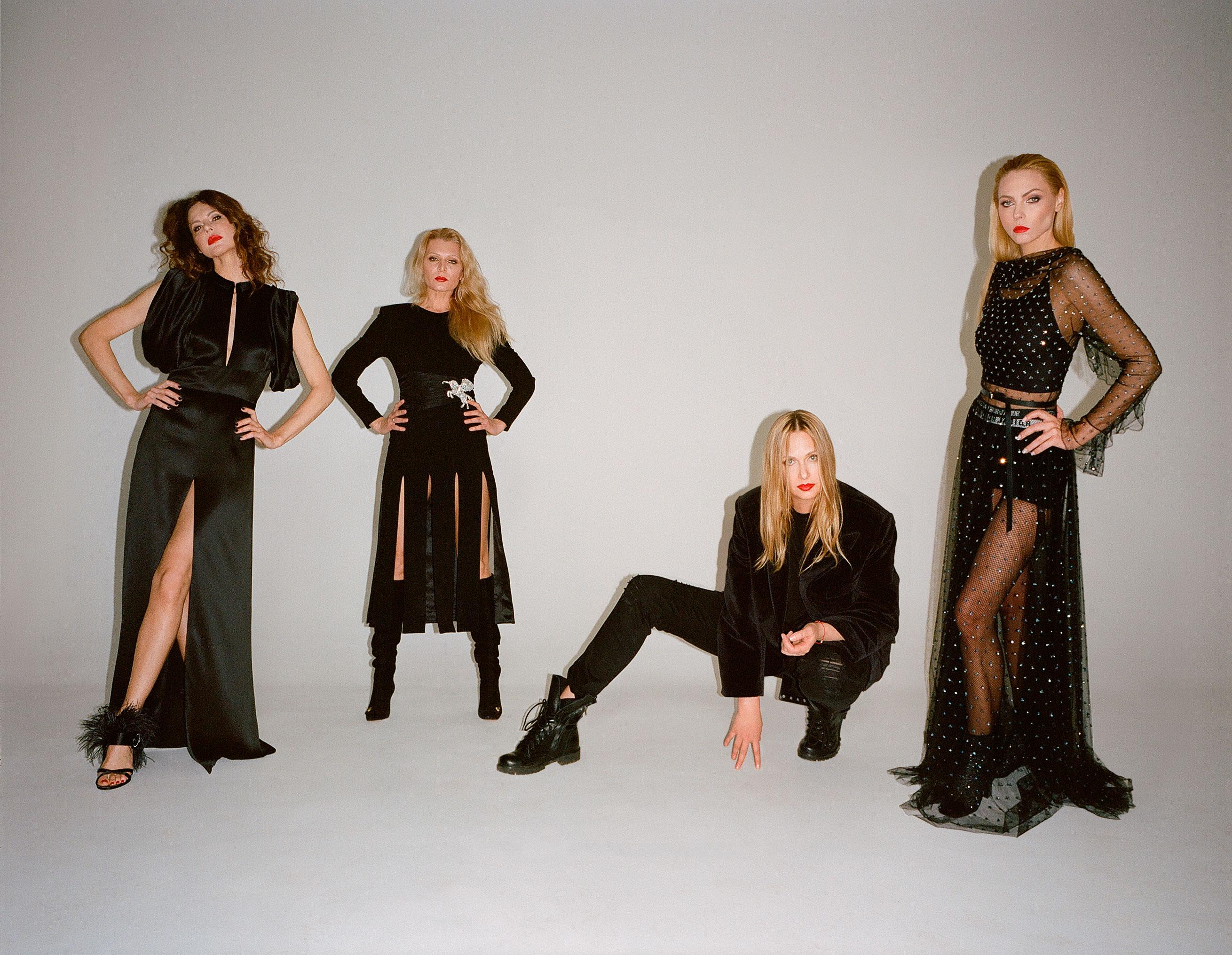 Российские модели х об индустрии моды женской красоте и  АЛёНА ГОРБАЧёВА
