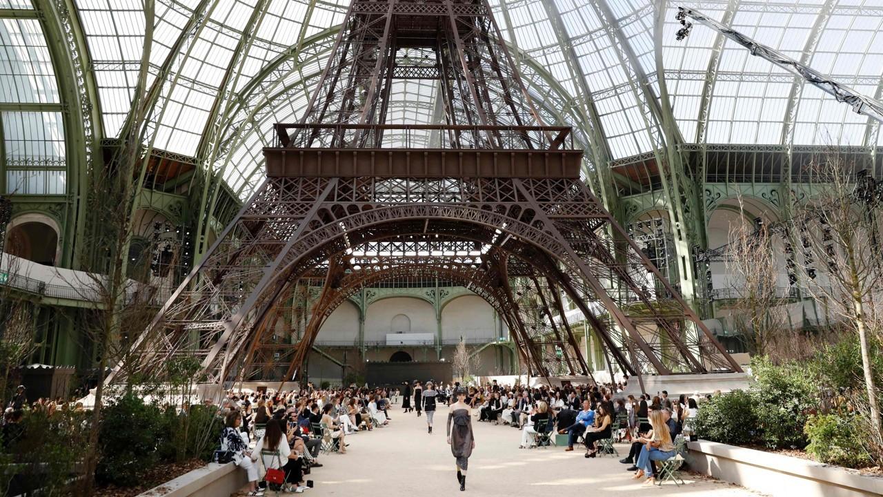 Chanel for Salon d honneur grand palais