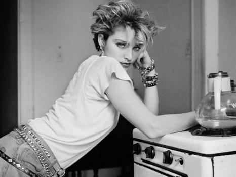 Мадонна в сексе